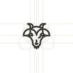 GOAT logo design…