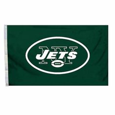 New York Jets 3' x 5' Logo Flag