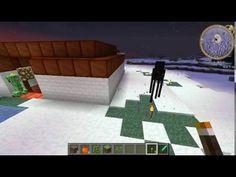 Goodies | Minecraft | Enderman dans une maison sucrée