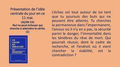 Leçon 131 - Énoncé et pratique by Pierrot Caron via slideshare