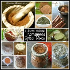 12 Delicious Homemade Spice Mix Recipes To Have On Hand