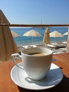 Goodmorning from Turkey, Datça, Palamutbükü