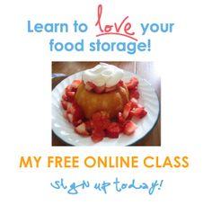 food storage food class