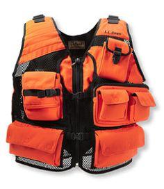 #LLBean: Boa Technical Big-Game Vest