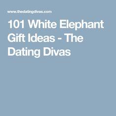 Dating divas white elephant gift ideas