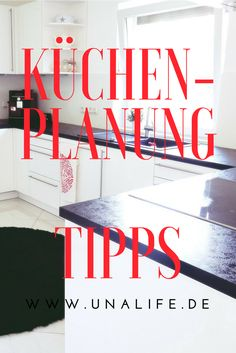Cool K chenplanung TIPPS