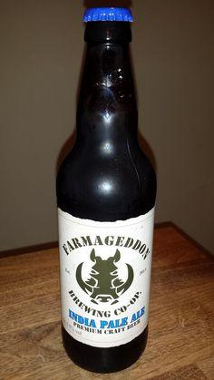 Farmageddon India Pale Ale   thebeerclub.ie