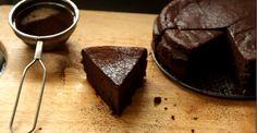 Receita de bolo de chocolate low carb sem farinha