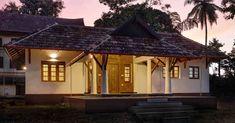 കൗതുകങ്ങൾ നിറയുന്ന വീട്, ഒപ്പം വാസ്തുവും! വിഡിയോ   Home Plans Kerala   House Plans Kerala   Home Style   Manorama Online Smallest House, Low Budget House, House Design Pictures, Courtyard House Plans, Kerala Houses, Kerala House Design, Traditional House Plans, Architecture Interiors, Dream House Plans