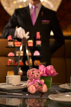 The PINK Afternoon Tea Experience