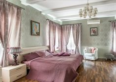 A beautiful family estate is designed by Russian interior and style professional Ekaterina Shilman in Tsarevschina. Designer Shilman has been designing private and public interiors since 2004.   Contact Details Designer: Ekaterina Shilman Contact: +7 (937) 179-00-05 Email: katyashilman@mail.ru Website: katyashilman.ru