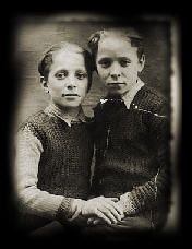 """Bernard and Simon Zajdner        The twins, Bernard and Simon Zajdner, born Dec. 28, 1929, were sent to Auschwitz, with their sister, Micheline, on May 20, 1944. The twins were victims of Josef Mengele's inhuman """"medical experiments"""". They were murdered - Micheline survived."""