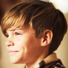 for f - side view (romeo beckham) More