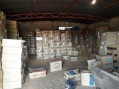 #News  PM apreende caixas de cigarros em Arcos avaliadas em cerca de R$ 1 mi