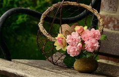 Μπουκέτο, Floral Ευχετήρια, Γαρίφαλο, Τριαντάφυλλα