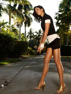 Sandra Gal Was Just Named Golf Digest's 'Hottest Golfer', So Here's A Photo Gallery - Sportress of Blogitude