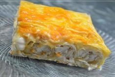 Божественно вкусный пирог с куриным филе
