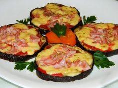 Мини пици од модар патлиџан on Сè за хранаhttp://sezahrana.mk