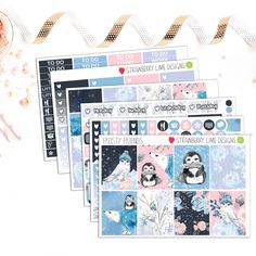 Frosty Friends - Deluxe Kit