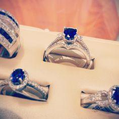 #SapphireRings #Sapphire #SmythJewelers
