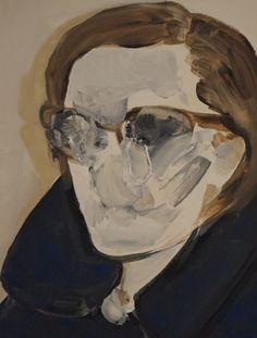 "Saatchi Online Artist: Miguel Laino; Acrylic, Painting ""portrait"""
