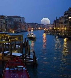 Venice, Italy, so beautiful. Why don't we build beautiful cities anymore!? Instead I drive a mile and see a walmart and three McDonalds :(