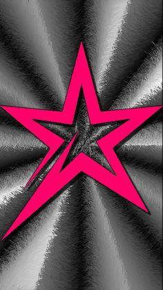 by gizzzi Iphone Homescreen Wallpaper, Phone Screen Wallpaper, Cute Wallpaper For Phone, Cellphone Wallpaper, Phone Wallpapers, Bling Wallpaper, Star Wallpaper, Wallpaper Backgrounds, Graffiti Words