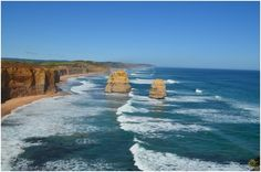 Enjoy impressive panoramas of Melbourne's skyline and Port Phillip Bay and continue to the 300 km The Great Ocean Road - one of the world's most spectacular coastlines. http://www.lokshatours.com/day-tours/melbourne-day-tours