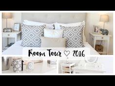 ROOM TOUR ♡ | Stripes & Dots - YouTube