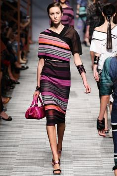 Sfilata Missoni Milano - Collezioni Primavera Estate 2014 - Vogue