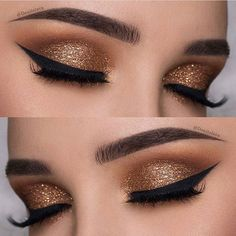 Pinterest/ @Itsjustbxth - eye makeup looks
