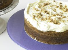 Ottolenghi - Recipes - Carrot cake