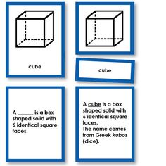 "Get ""squared"" away on your Geometry materials!"