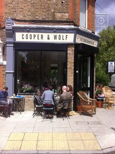Cosy cafe 'Cooper & Wolf' offering delicious Swedish home cooking | #London