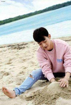 "EXO Photobook ""Dear Happniess"" in Fiji - Chen Exo Chen, Park Chanyeol, Kyungsoo, Sehun Oh, Chanbaek, Exo Ot12, Kaisoo, 2ne1, Tao"