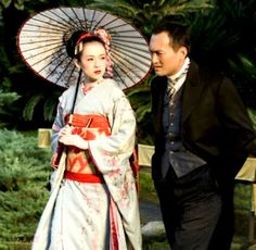 Memoirs of a Geisha. Costume design by Colleen Atwood.