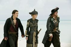 Pirates of the Caribbean (all of them)