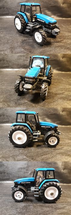 497032154fba Farm Vehicles 180275  New In Box 1 43 Scale Toy Farmer New Holland 8260 Toy