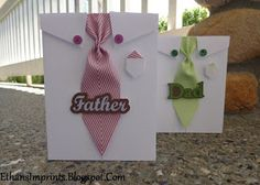 Father's Day is around the corner and I have been dying to make these cards! It is a great CAS card you can make and give to the . Mother And Father, Mothers, May Arts, Fathers Day Cards, School Resources, Some Ideas, Teaching Art, Mom And Dad, Creative Art