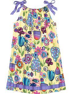 hanna andersson pillowcase dress
