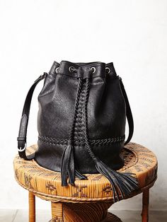 Free People Tempest Bucket Bag at Free People Clothing Boutique