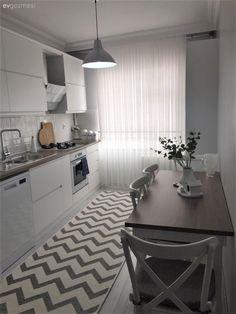 Home Design Decor, Home Design Plans, Modern House Design, Home Interior Design, Interior Decorating, Interior Modern, Exterior Design, Kitchen Room Design, Kitchen Decor