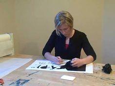 My Vinyl Designer - how to weed vinyl lettering/apply transfer tape