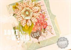 Rhonna DESIGNS: cReative team tuesday: Jing's amazing journal