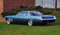 1964 Mercury Montego | Concept Car