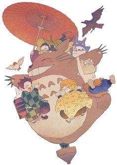 Anime Chibi, Kawaii Anime, Manga Anime, Anime Art, Anime Angel, Anime Demon, Anime Crossover, Demon Slayer, Slayer Anime