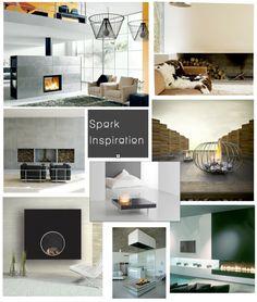 #modern #fireplaces