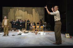 #Erstmalig bietet das Deutsche Theater Göttingen eine #professionelle #Kinderbetreuung an. Zwei #ausgebildete #Erzieher kümmern um Kinder zwischen 4 und 11 Jahren, während deren #Eltern die #Vorstellung »Tom Sawyer & Huckleberry Finn« genießen.