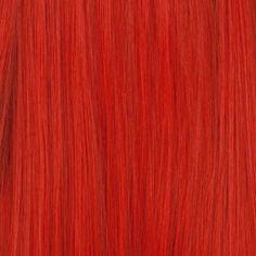Straight Weft - Red