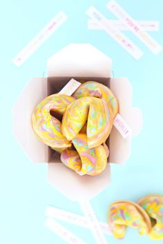 Rainbow Psychedelic Fortune Cookie Valentines   Printables2015 Recap: 10 Favorite Moments